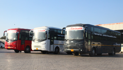 Bus Hire Booking
